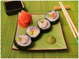 Бизнес идея: Суши