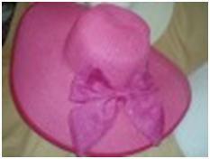 женских шляпок