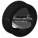 клапан обратный межфланцевый adca