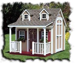 Детский игровой домик детский домик