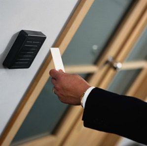 Система контроля и управления доступа