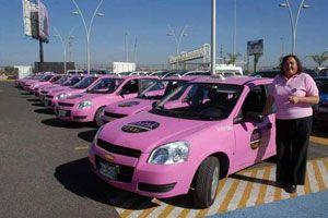 Такси для женщин и  с водителями женщинами