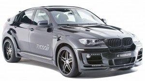 Очередной тюнинг BMW от Hamann