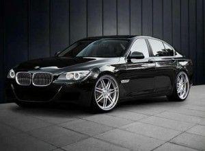 автомобиль BMW M7