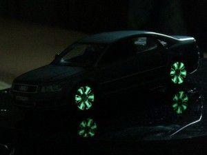 Бизнес на автомобильных дисков для темноты