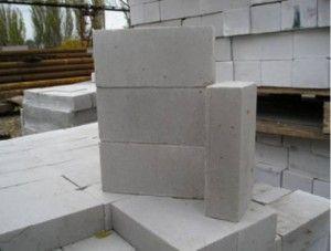 Изготовление блоков из газобетона