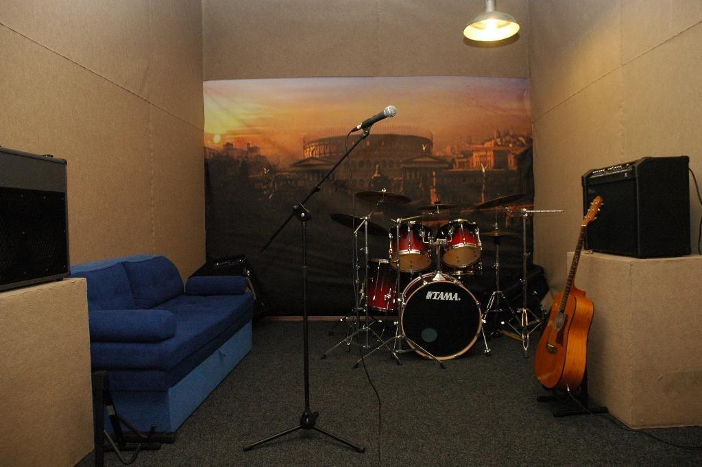 Recording Studio Business Plan Sample