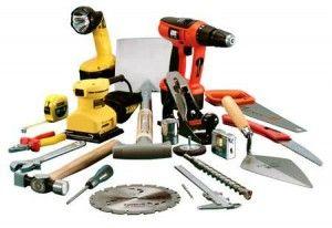 Список необходимых строительных инструментов для дома
