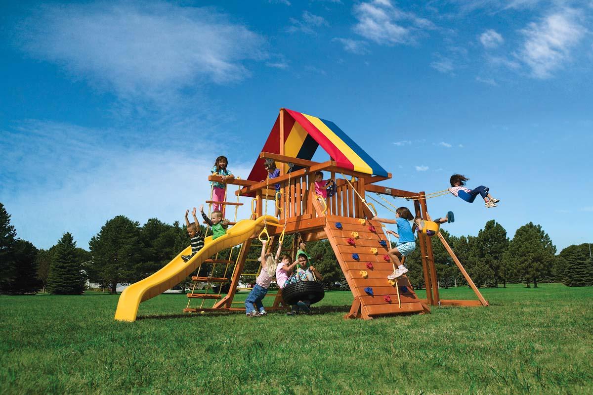 Детские площадки исправительных учреждений