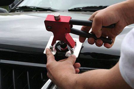 Инструмент для вытягивания вмятин своими руками