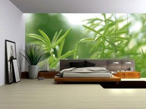 modern wall paper decoration ideas