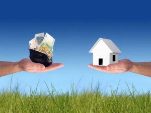 задаток за недвижимость