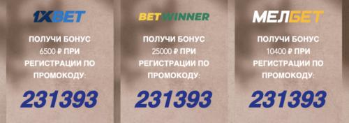Официальный промокод Бетвиннер при регистрации
