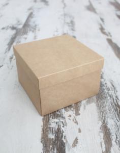 Коробки из крафт-картона